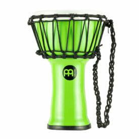 "Meinl Percussion 7"" Junior Djembe, Green"