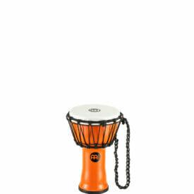 """Meinl Percussion 7"""" Junior Djembe, Orange"""