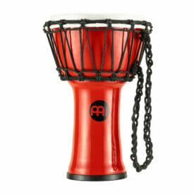 "Meinl Percussion 7"" Junior Djembe, Red"