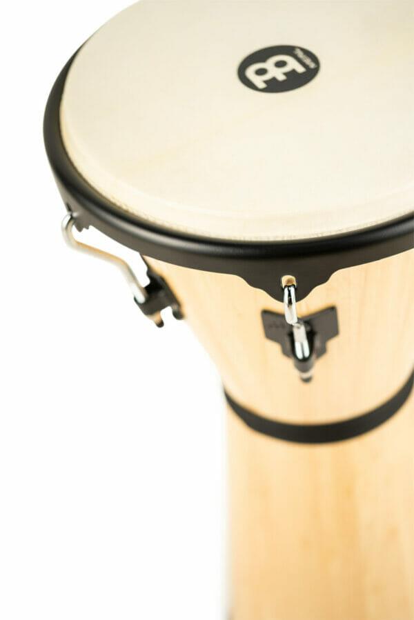 "Meinl Percussion 12 1/2"" Headliner Series Wood Djembe, Natural"