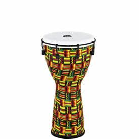 "Meinl Percussion 10"" Alpine Series Djembe, Synthetic Head, Simbra"