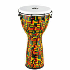 "MEINL Percussion Alpine Series Djembe, 12"", Synthetic Head, Simbra"