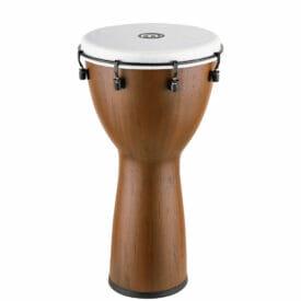 "MEINL Percussion Pickup Alpine Series Djembe, 12"", Synthetic Head, Barnwood"