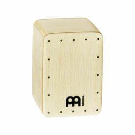 Meinl Percussion Mini Cajon Shaker, Baltic Birch