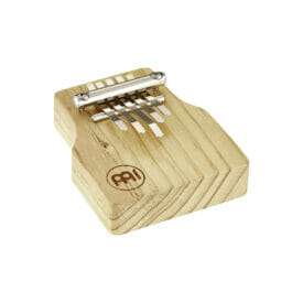 Meinl Percussion Solid Kalimba, Natural, Small