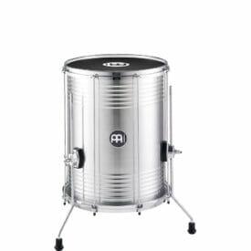 "Meinl Percussion 16"" Traditional Aluminum Surdo, With Legs"