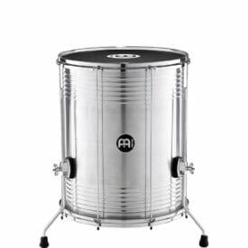 "Meinl Percussion 18"" Traditional Aluminum Surdo, With Legs"